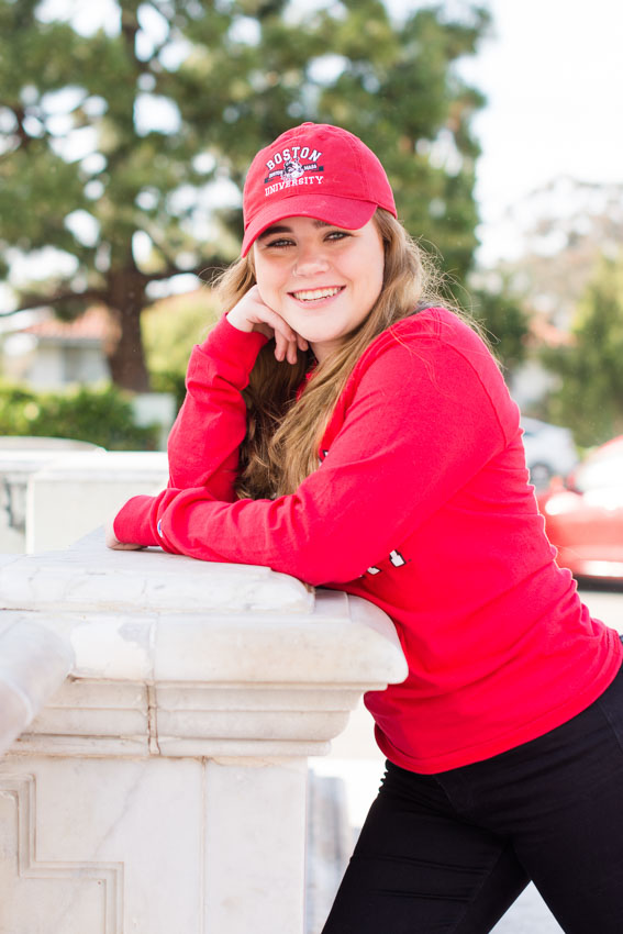 Palos Verdes Photographer Senior Portrait Photography-1